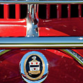 1930 Cord L29 Phaeton Emblem by Jill Reger