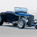 1930 Ford 'blu Mood' Roadster by Dave Koontz