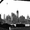 1930 Midtown Manhattan by Underwood Archives