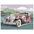 1930 Model J  Duesenberg by Jack Pumphrey