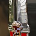 1930's Cadillac Emblem by Jill Reger
