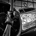 1930s Lockheed Electra Aircraft by Daniel Hagerman