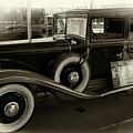1931 Chrysler  by Danny Chavez Sr