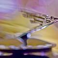 1931 Duesenberg Model J Hood Ornament by Jill Reger