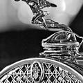 1931 Packard Convertible Victoria Hood Ornament 2 by Jill Reger