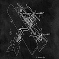 1931 Plane Patent by Dan Sproul