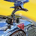 1932 Alvis Hood Ornament by Jill Reger