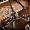 1932 Cadillac by Brian Jannsen