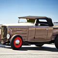 1932 Ford 'original Rod' Roadster Pickup by Dave Koontz