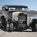 1932 Ford Tudor Sedan 'satin Doll' II by Dave Koontz