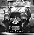 1932 Ford V8 July 4th Parade Tucson Arizona 1986 by David Lee Guss