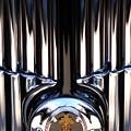 1932 Packard 12 Convertible Victoria Emblem by Jill Reger