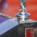1932 Rolls-royce Hood Ornament 2 by Jill Reger