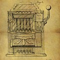 1932 Slot Machine Patent by Dan Sproul