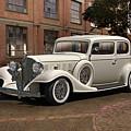 1933 Buick Victoria 'bootleg Beauty' by Dave Koontz