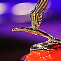 1933 Chevrolet Hood Ornament by Jill Reger