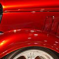 1933 Chevy Custom Roadster by Don Schwartz