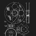 1933 Film Reel Patent by Dan Sproul