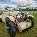 1933 Mg Sports Car by Adrian Evans