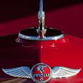 1933 Pontiac Hood Ornament 2 by Jill Reger