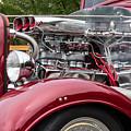 1934 Chevy Truck Motor by Robert Kinser