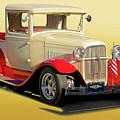1934 Ford '49'er' Pickup by Dave Koontz