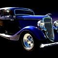 1934 Ford Tudor Sedan by Thomas Burtney