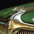 1934 Nash Ambassador 8 Hood Ornament by Jill Reger