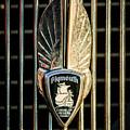 1934 Plymouth Emblem by Jill Reger