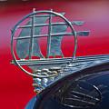 1934 Plymouth Hood Ornament 2 by Jill Reger