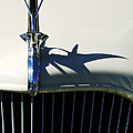 1934 Terraplane Coupe Hood Ornament by Jill Reger