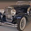 1934 Walker Lagrande Duesenberg  by Bill Dutting