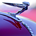 1935 Auburn Hood Ornament 4 by Jill Reger