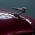 1936 Auburn Hood Ornament by Chris Flees