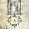 1935 Beer Equipment Patent  by Jon Neidert