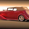 1935 Chevrolet Phaeton II  by Dave Koontz