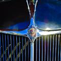 1935 Chrysler Hood Ornament 2 by Jill Reger