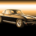 1965 Corvette Stingray by Dave Koontz