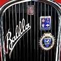 1935 Fiat Balilla Sport Spider Grille by Jill Reger