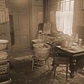 1935 Kitchen by Padre Art