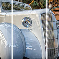 1935 Plymouth Coupe - Series 2 Of 3 by Mary Lou Chmura