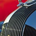 1935 Pontiac Sedan Hood Ornament by Jill Reger