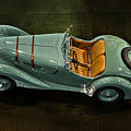 1936 Bmw 328 Roadster by Mary Machare