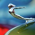 1936 Cadillac Hood Ornament 2 by Jill Reger