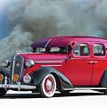 1936 Chevrolet Master Deluxe Sedan by Dave Koontz