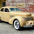 1936 Cord by Larry Dove