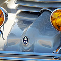 1936 Cord Phaeton Headlights by Jill Reger
