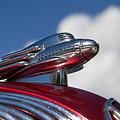 1936 Hupmobile Hood Ornament by Nick Gray