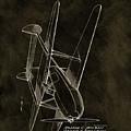 1936 Tandem Motored Biplane by Dan Sproul