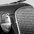 1937 Cadillac V8 Hood Ornament 3 by Jill Reger